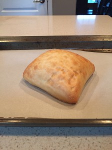 Garlic Cheese Ciabatta Bread
