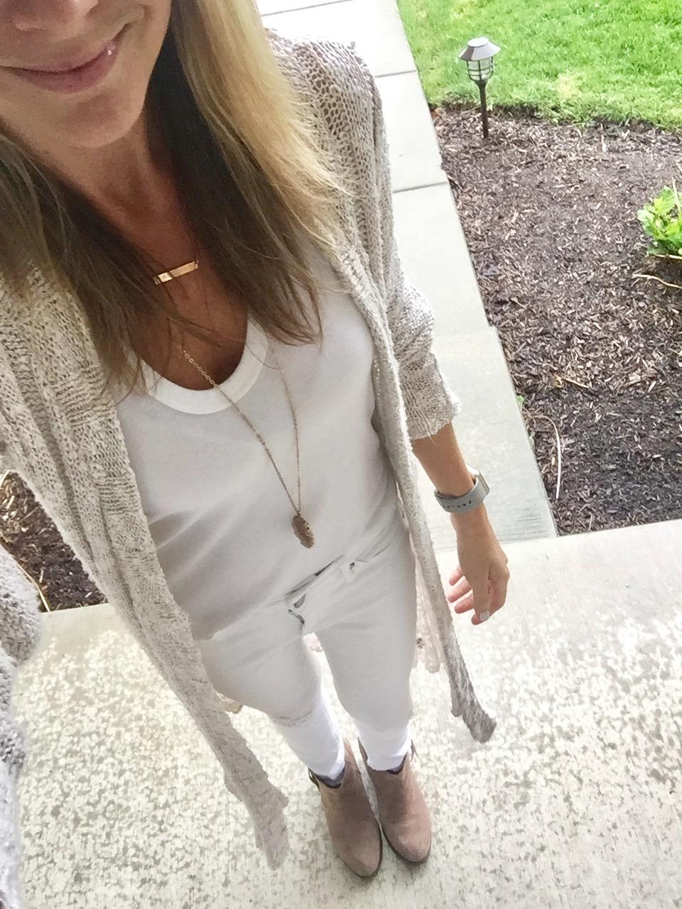 rainy saturday wear