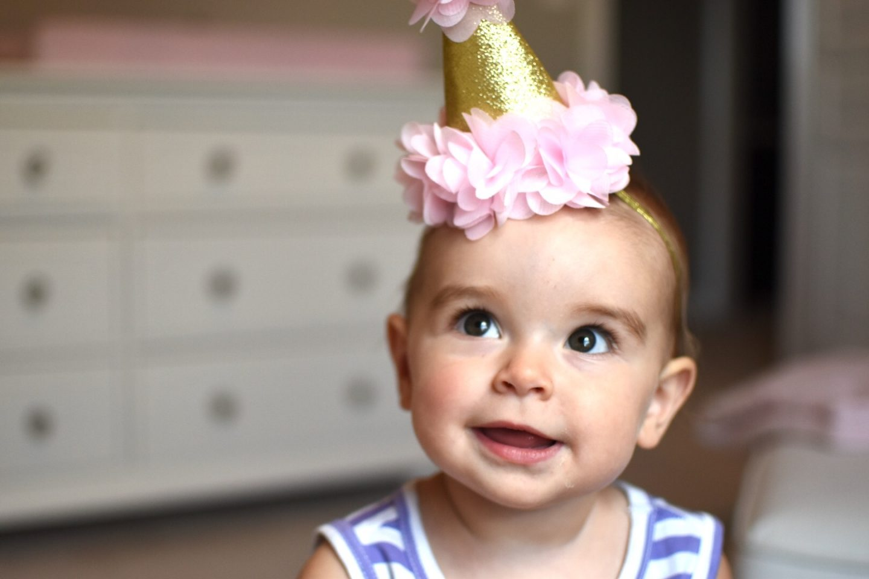 isla's 1st birthday!