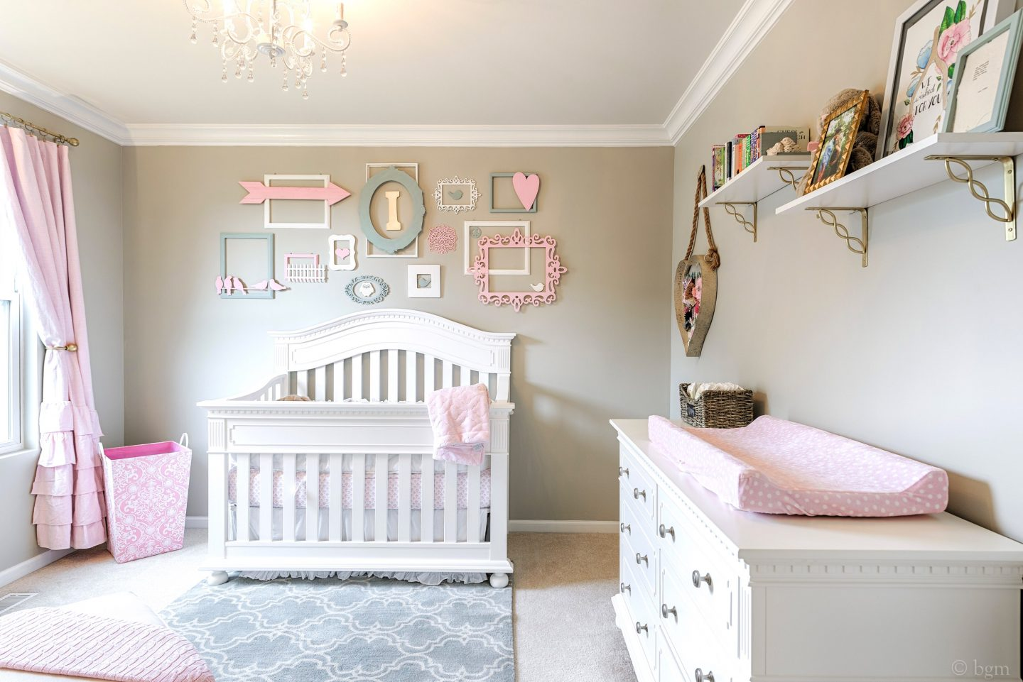 our daughter's nursery