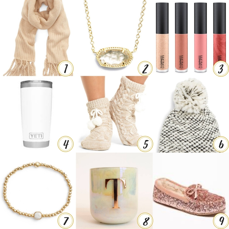 Holiday gift guide for HER – gifts under $50