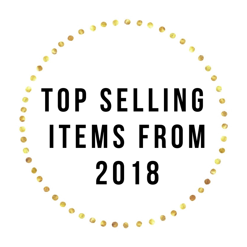 top 10 items from last year