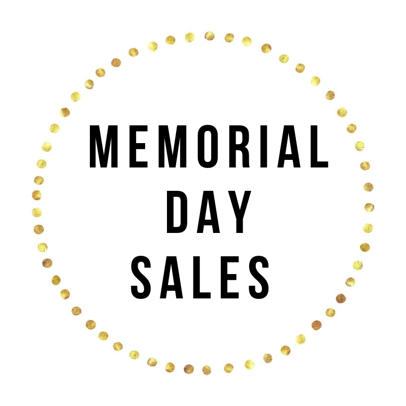 Memorial Day Sales – Extended